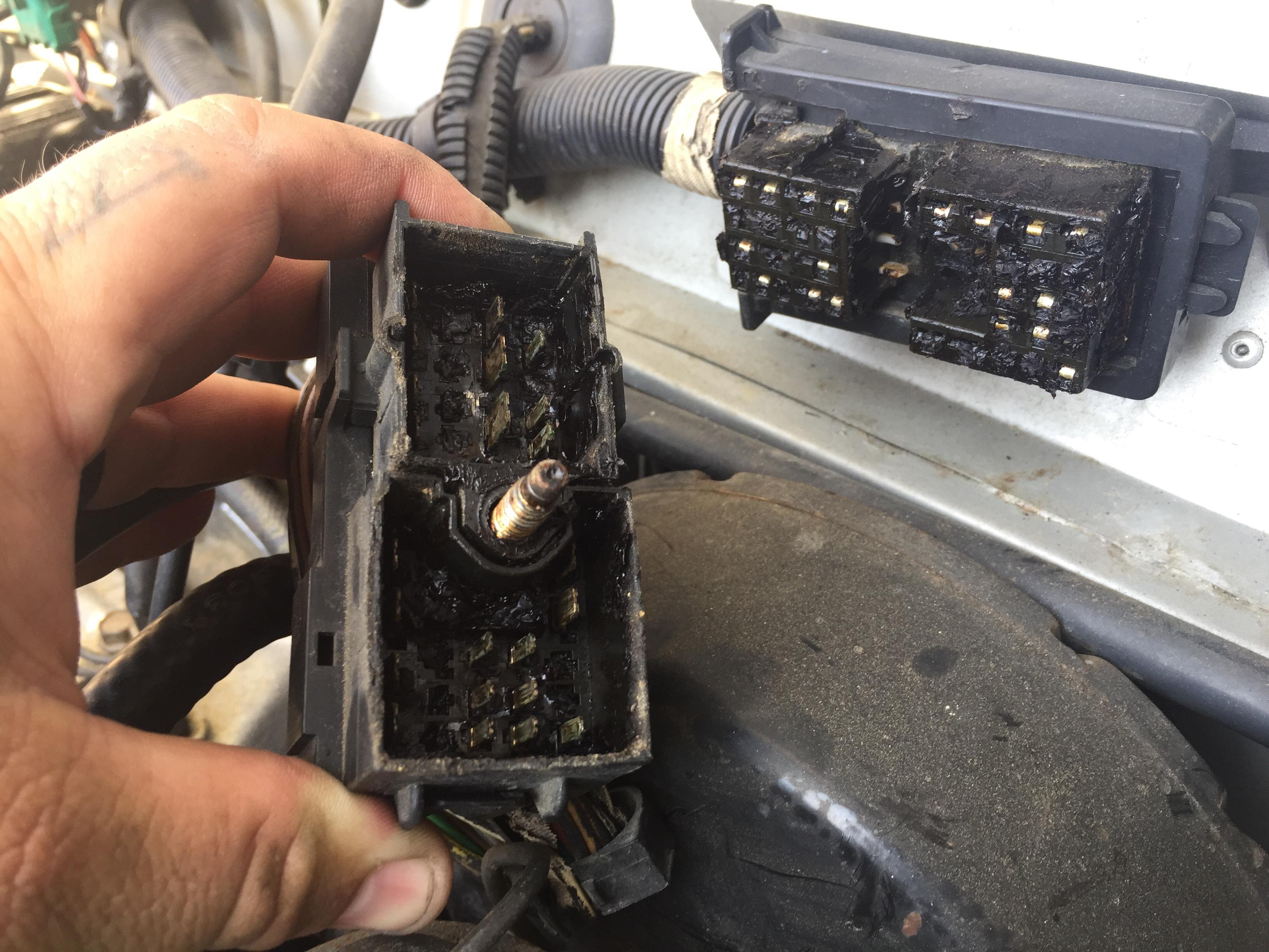 C101 Connector Delete – Budget Garage